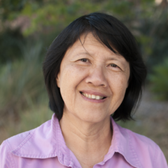 May Wang, PhD